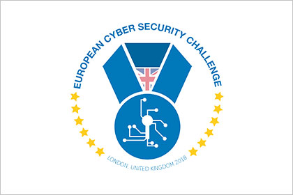 Logo der European Cyber Security Challenge